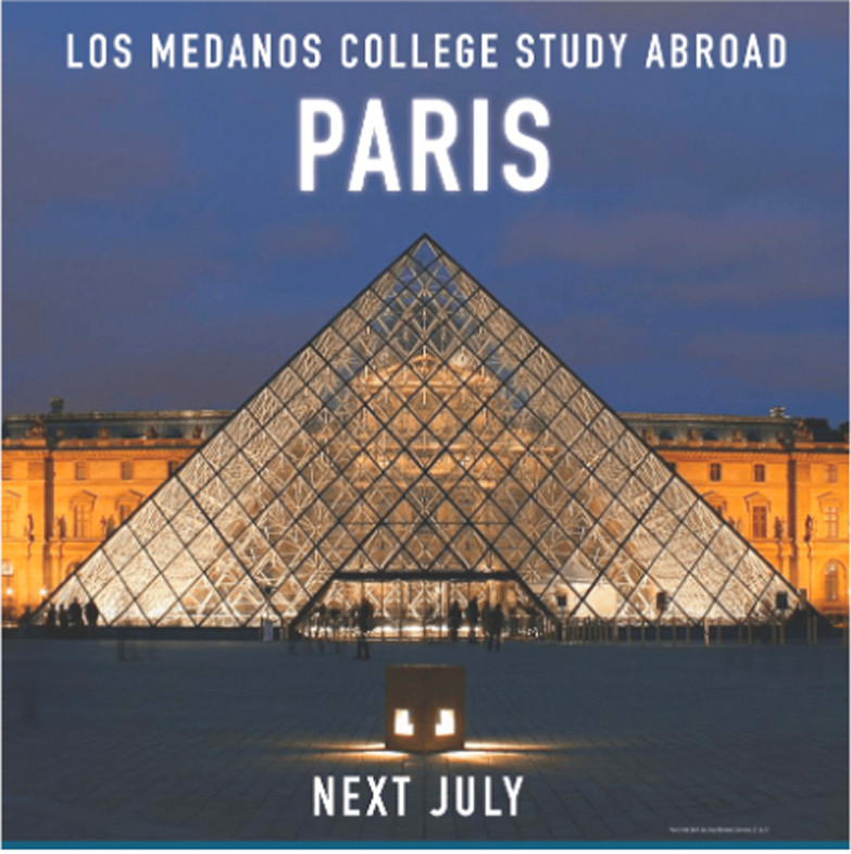 Study abroad in Paris Next July
