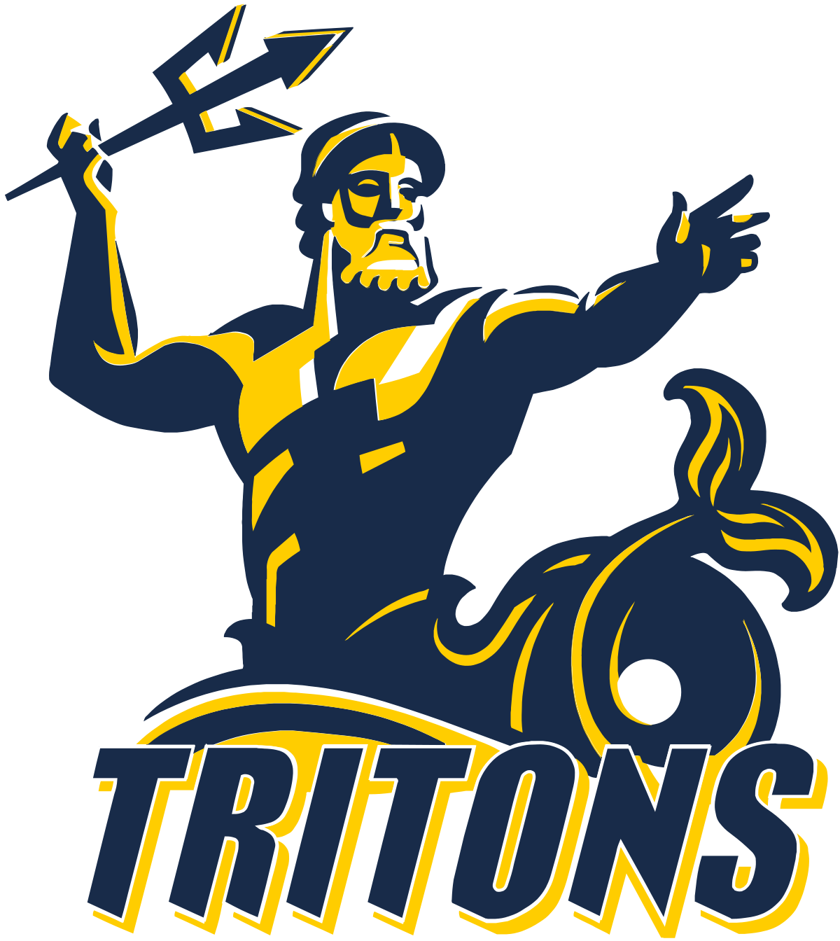 University of California San Diego Triton Logo
